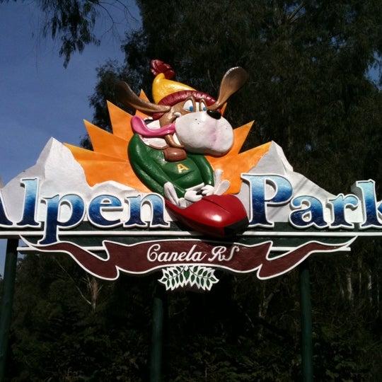 Foto diambil di Alpen Park oleh Poliana B. pada 9/3/2011