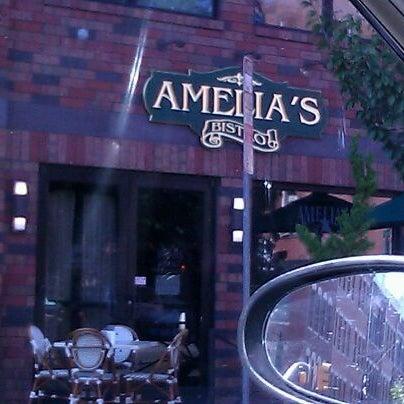 10/6/2011にMs S.がAmelia's Bistroで撮った写真