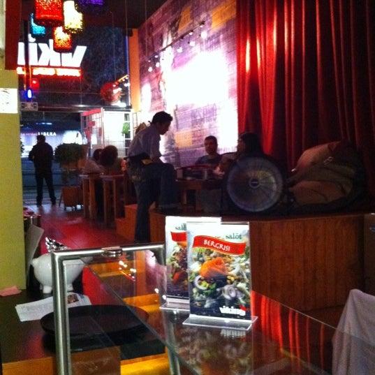 Das Foto wurde bei Viking - Arte Café Punto Zero von Manuel B. am 7/30/2011 aufgenommen