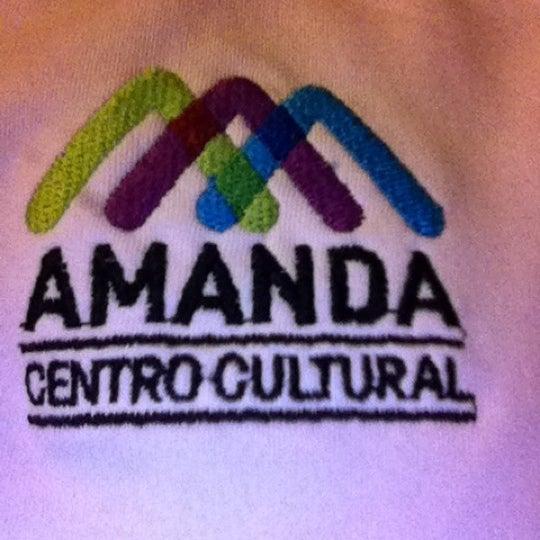 Foto tomada en Centro Cultural Amanda por Sebiita  T. el 10/2/2011
