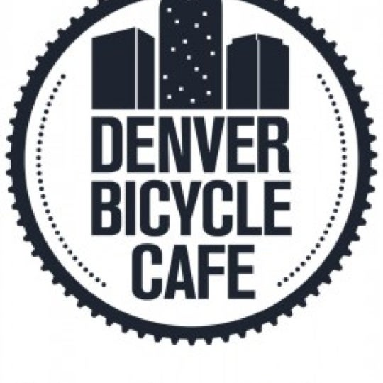 Photo taken at Denver Bicycle Cafe by Bri-cycle on 11/20/2011