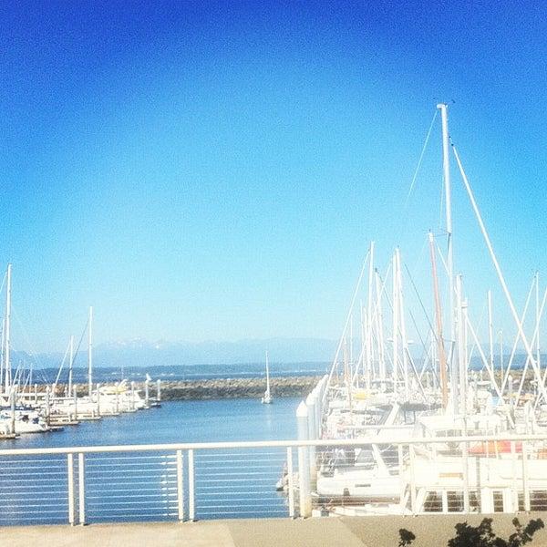 Photo prise au Seattle Sailing Club par Donald D. le8/4/2012