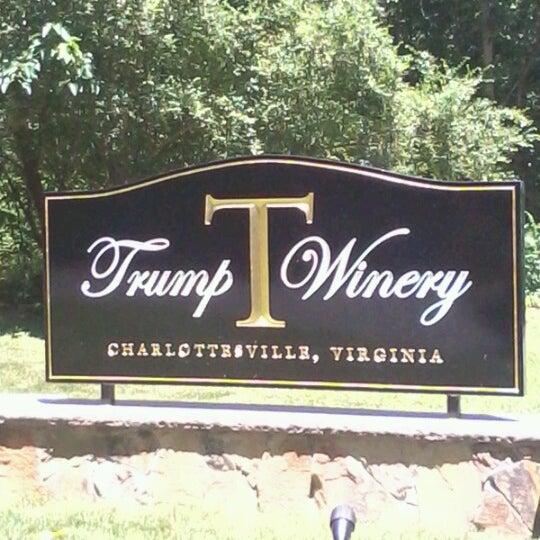 Photo prise au Trump Winery par Jeff N. le6/26/2012