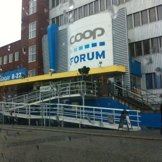 Coop Forum Vinsta