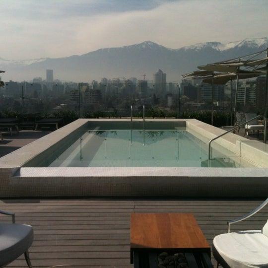 Foto tomada en Hotel Noi por Maca A. el 8/29/2012