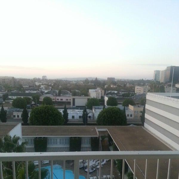 9/4/2012にAdel K.がThe Peninsula Beverly Hillsで撮った写真
