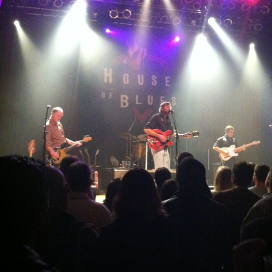 Foto tirada no(a) House of Blues San Diego por Alan H. em 3/25/2012