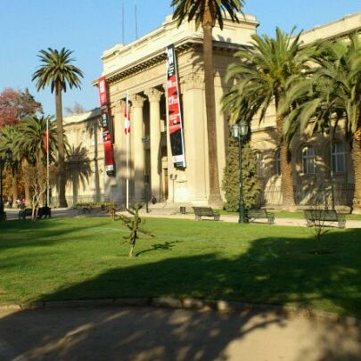 5/23/2012にPablo R.がMuseo Nacional de Historia Naturalで撮った写真