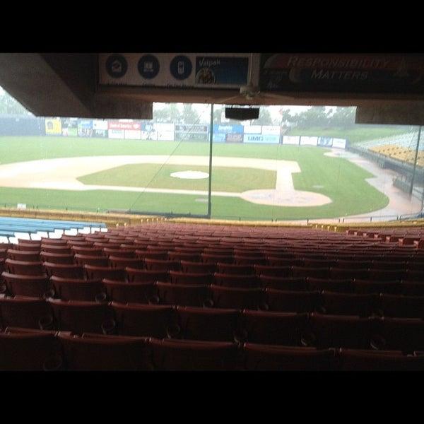 Photo prise au Cashman Field par Jason W. le9/11/2012