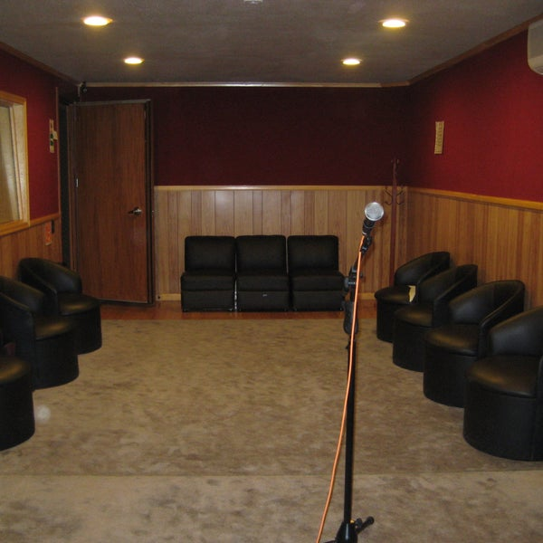 Nuestra sala 3, en Pieza...