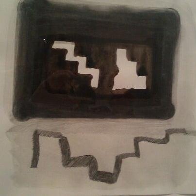 Foto tomada en Bruce Silverstein Gallery por Sari S. el 4/11/2012