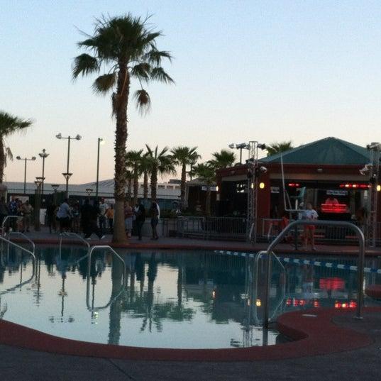 Снимок сделан в LVH - Las Vegas Hotel & Casino пользователем Stephanie L. 5/28/2012