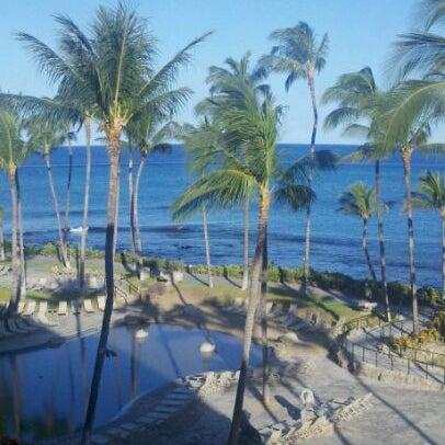 Foto tomada en Hilton Waikoloa Village por Keith K. el 10/18/2011