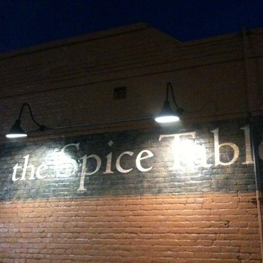 Foto diambil di Spice Table oleh Christopher E. pada 3/20/2011