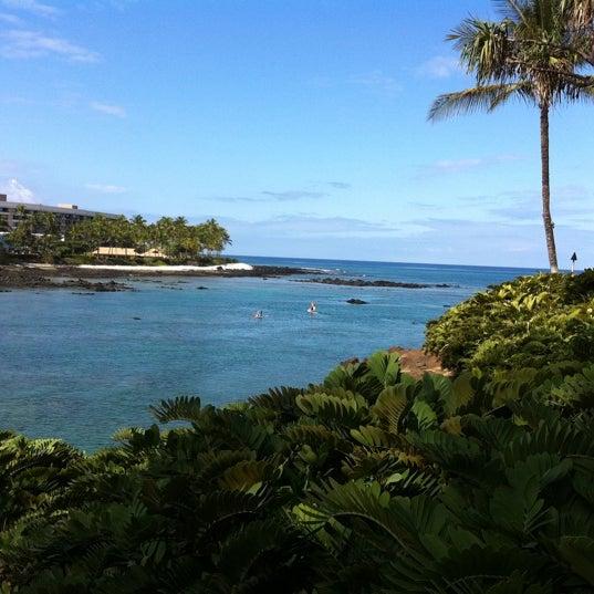 Foto tomada en Hilton Waikoloa Village por John C. el 9/27/2011