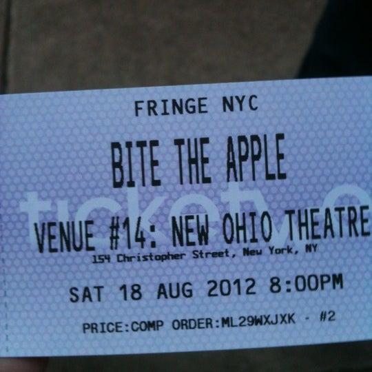 Das Foto wurde bei New Ohio Theatre von Jen D. am 8/18/2012 aufgenommen