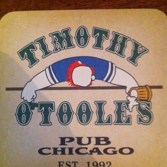 8/19/2011에 Mark V.님이 Timothy O'Toole's Chicago에서 찍은 사진