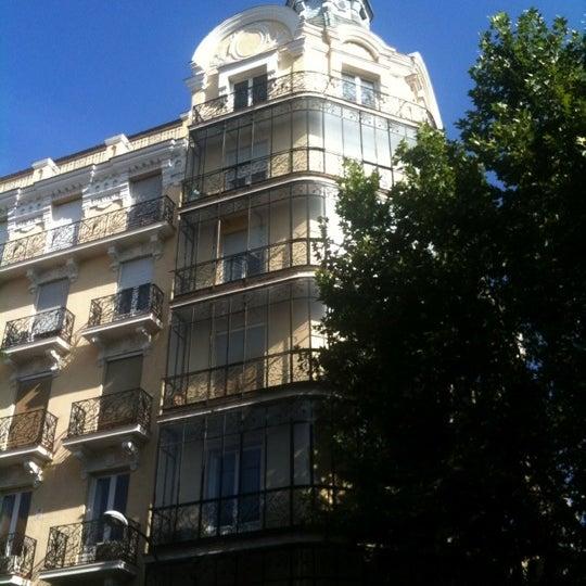 Foto tomada en Abanlex por Pablo F. el 11/29/2011