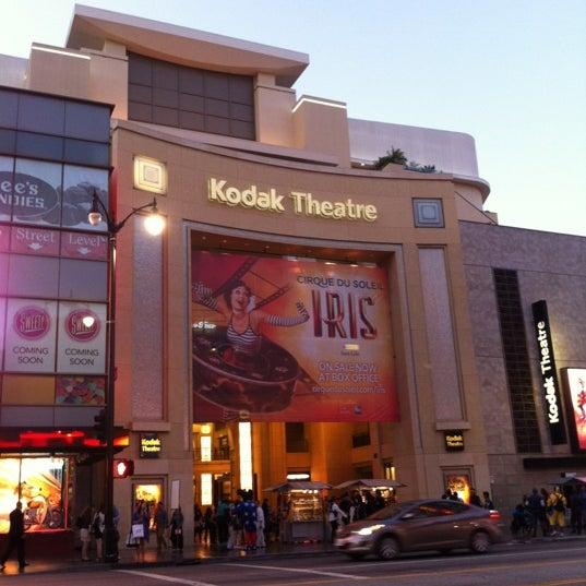Foto diambil di Dolby Theatre oleh Masato Y. pada 5/23/2012