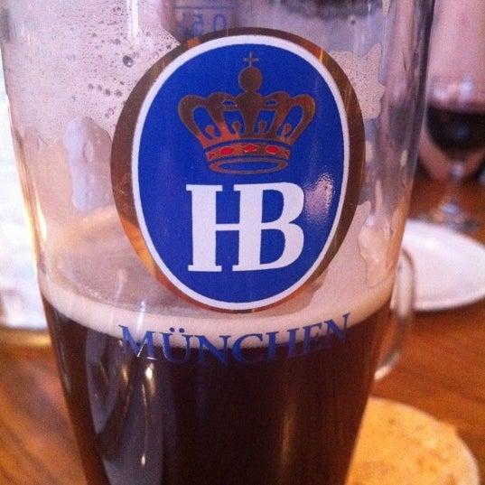 Foto diambil di Hofbräu Bierhaus NYC oleh Paul O. pada 4/17/2011