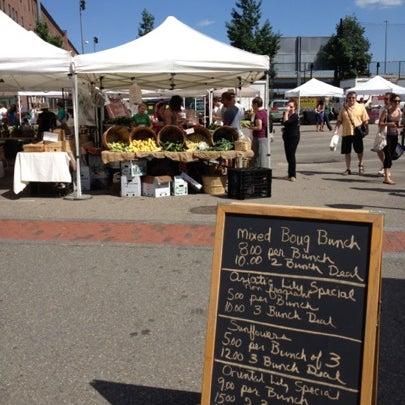Foto tirada no(a) South End Open Market @ Ink Block por Eric A. em 7/22/2012