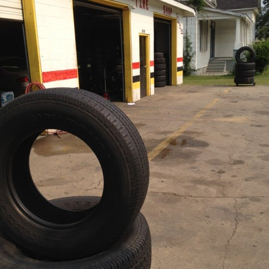 Garcias Tire Shop >> Photos At Garcia S Tire Shop Hattiesburg Ms