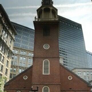 8/25/2012にPatrick H.がOld South Meeting Houseで撮った写真