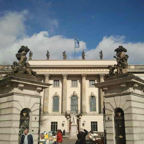 3/9/2012에 Aitor M.님이 Humboldt-Universität zu Berlin에서 찍은 사진
