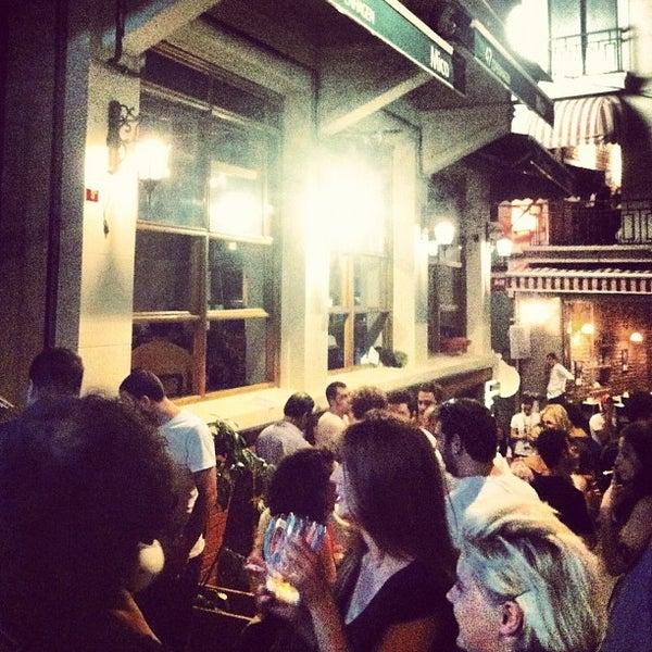7/7/2012 tarihinde Merih G.ziyaretçi tarafından Mica Restaurant & Bar'de çekilen fotoğraf