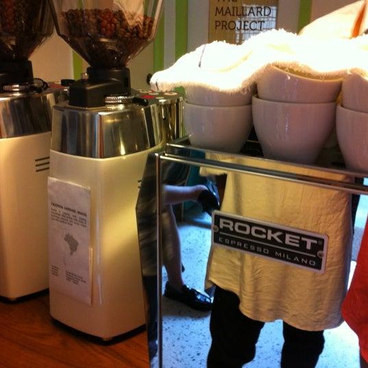 6/2/2012にFirdaus I.がNylon Coffee Roastersで撮った写真
