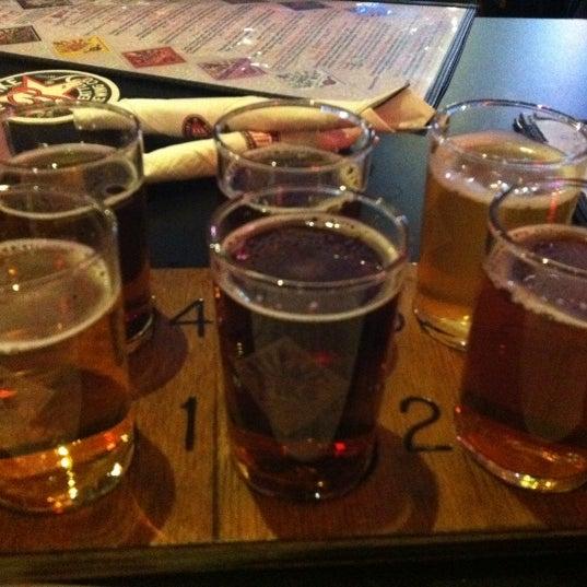 Das Foto wurde bei Pike Brewing Company von Elena M. am 4/2/2011 aufgenommen