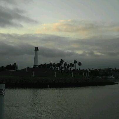 Снимок сделан в Parkers' Lighthouse пользователем Colin P. 11/15/2011