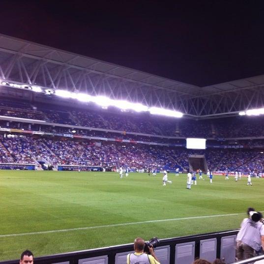 Foto diambil di RCDE Stadium oleh JUANJO A. pada 7/27/2011