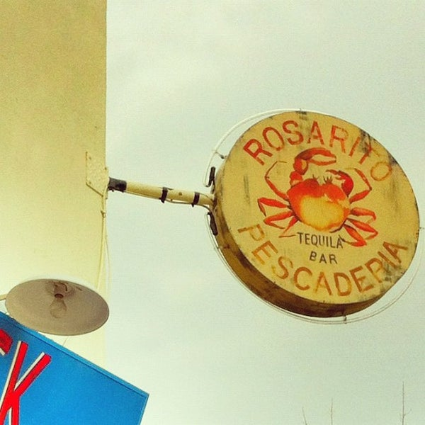 Photo prise au Rosarito Fish Shack par Edu P. le3/4/2012