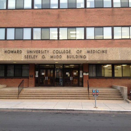 Howard University Mudd Building for the College of Medicine