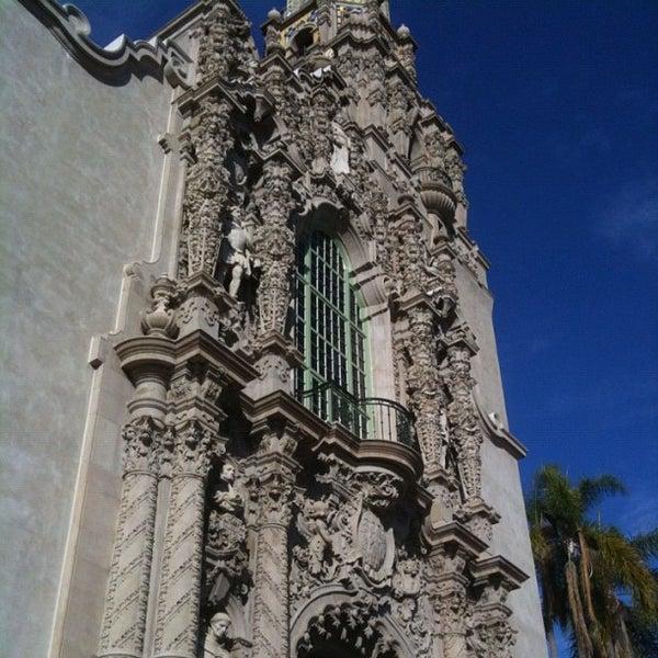 Photo prise au San Diego Museum of Man par Rafael G. le10/25/2011