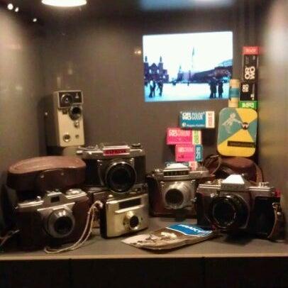 11/8/2011 tarihinde Aysegul T.ziyaretçi tarafından DDR Museum'de çekilen fotoğraf