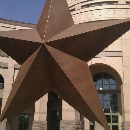 8/14/2011 tarihinde Frances A.ziyaretçi tarafından Bullock Texas State History Museum'de çekilen fotoğraf