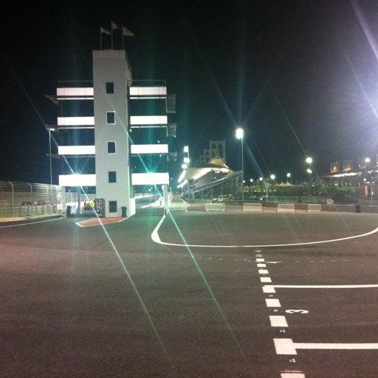 Foto scattata a Bahrain International Circuit da Haitham A. il 11/14/2011