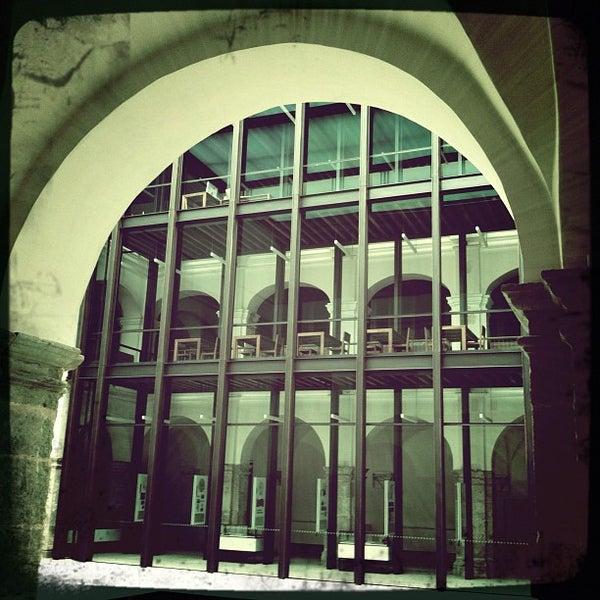 Photo prise au Centro Cultural San Pablo par Sebastián le4/10/2012