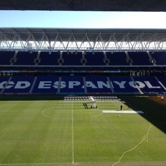 Foto diambil di RCDE Stadium oleh Christian R. pada 2/20/2012