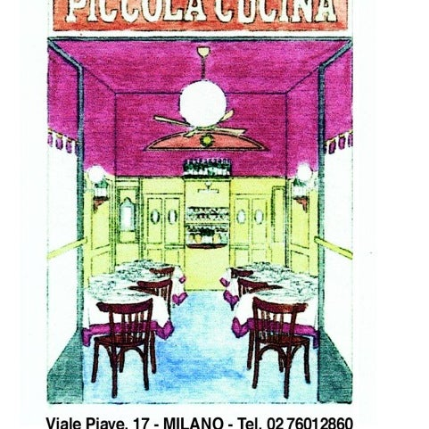 Photos at Piccola Cucina di Milano - Buenos Aires - Venezia - 6 tips