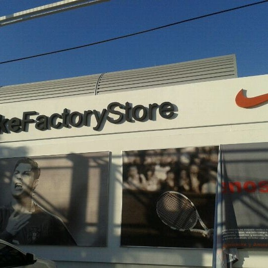 Photo taken at Nike Factory Store by Charlie T. on 10 20 2011 66c2975caaf