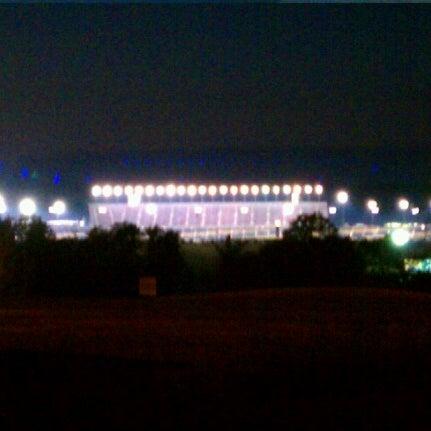 6/29/2012にfeather in the wind E.がKentucky Speedwayで撮った写真