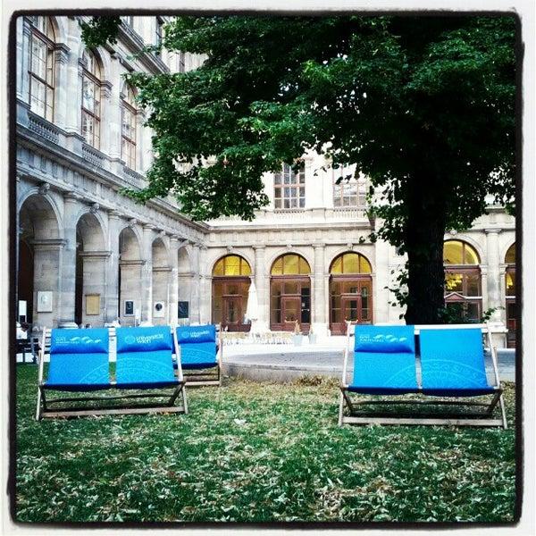 Foto tomada en Universität Wien por Gökhan K. el 6/26/2012