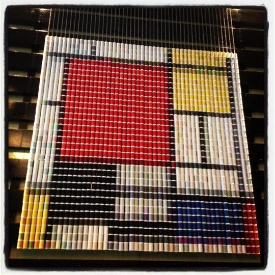 8/5/2012 tarihinde Salîm R.ziyaretçi tarafından Hilton New York Fashion District'de çekilen fotoğraf