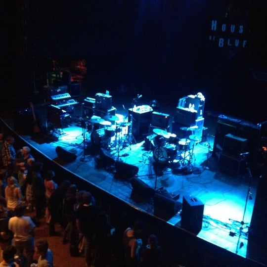 5/24/2012에 Brian B.님이 House of Blues에서 찍은 사진