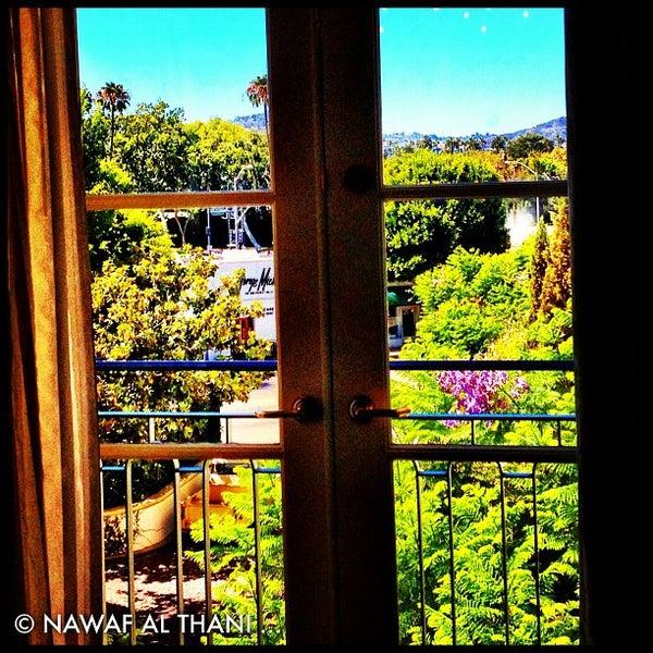 6/26/2012にNawaf A.がThe Peninsula Beverly Hillsで撮った写真