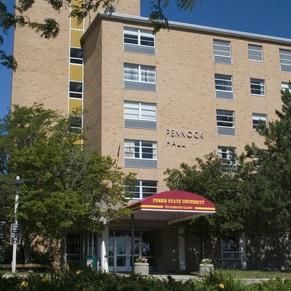 Fsu Pennock Building Big Rapids Mi