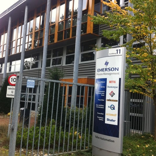 Photos at Emerson Process Management Hengelo - Office
